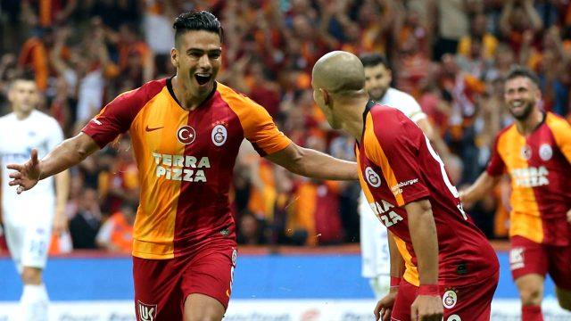 """Falcao: """"Galatasaray bir his takımından daha fazlası"""""""