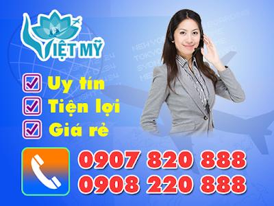 Phòng vé máy bay Việt Mỹ
