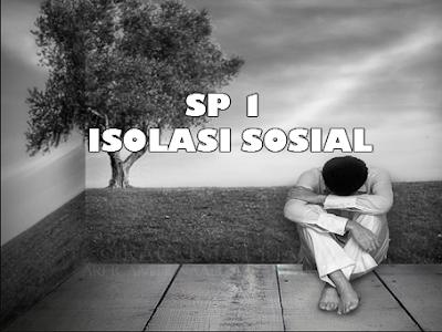 sp 1 isolasi sosial