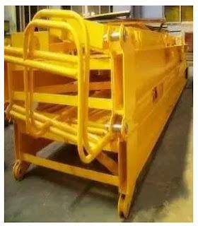 Machinery jib crane