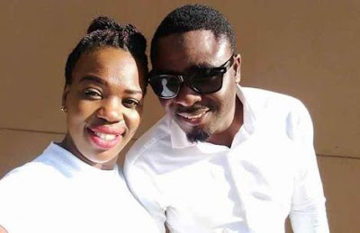 Ruth matete and her husband