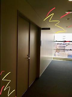 左側に「9-2会議室」があります