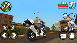 GTA San Andreas (SA) Lite Apk+Data
