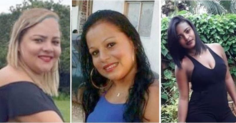 Irmãs acusadas de matar jovem em Matinha-MA se apresentam na delegacia