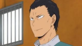 ハイキュー!! アニメ4期 | 伊達工業監督 | 追分拓朗 Oiwake Takurō | HAIKYU!! Date tech high | Hello Anime !