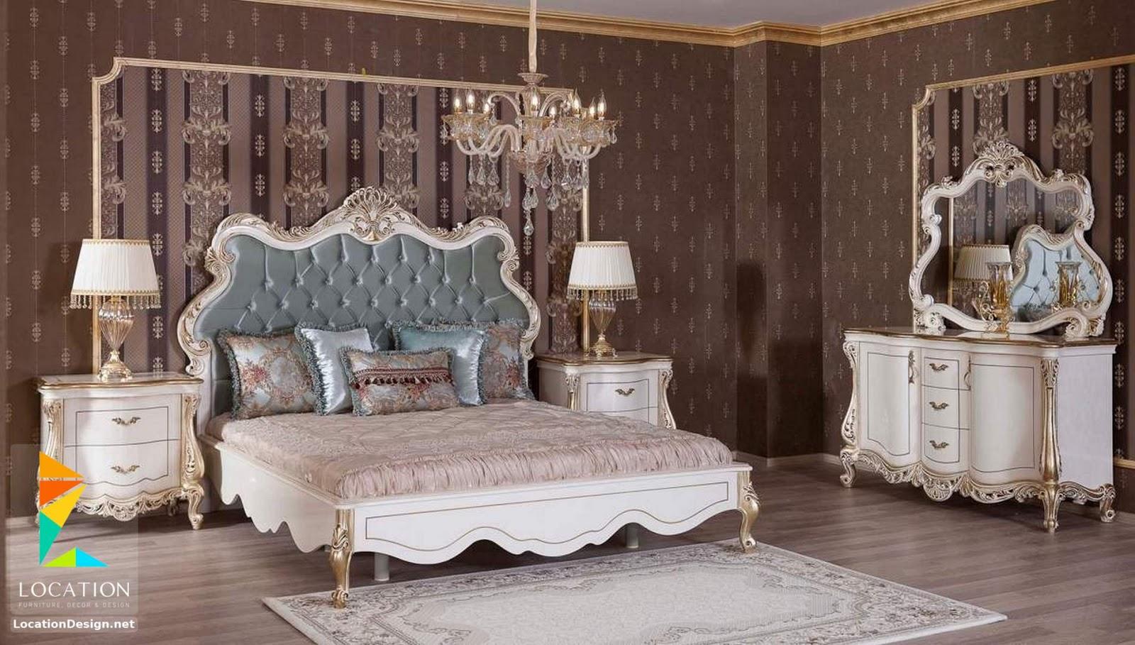 أحدث غرف نوم كلاسيك دمياط 2019 Bedrooms Egypt