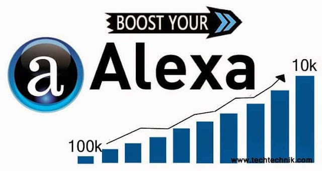 Sofware Untuk Meningkatkan Alexa Rank Secara Cepat Ampuh