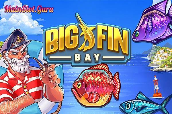 Main Gratis Slot Big Fin Bay (Thunderkick)
