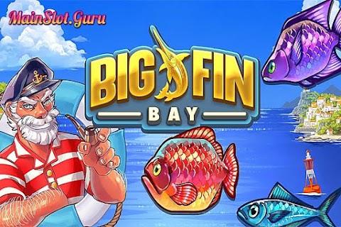 Main Slot Gratis Big Fin Bay (Thunderkick) | 96.10% RTP