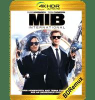 HOMBRES DE NEGRO: MIB INTERNACIONAL (2019) BDREMUX 2160P HDR MKV ESPAÑOL LATINO