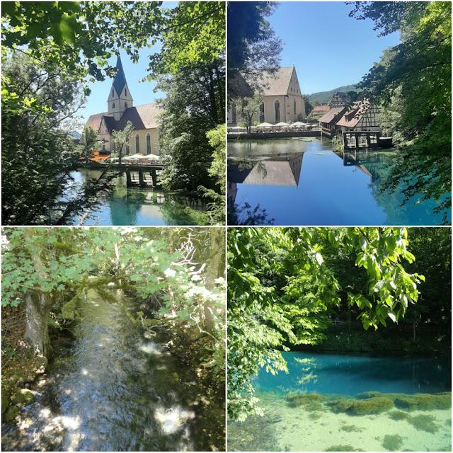 Blautopf - Blaubeuren, Alemanha