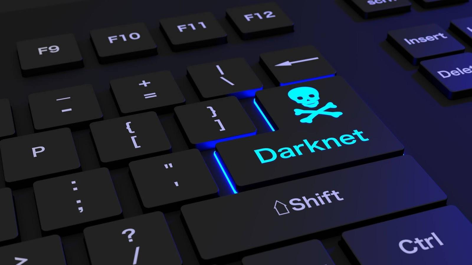 """Darknet: Τι είναι το """"σκοτεινό διαδίκτυο"""" - Πώς να προστατευτείτε"""