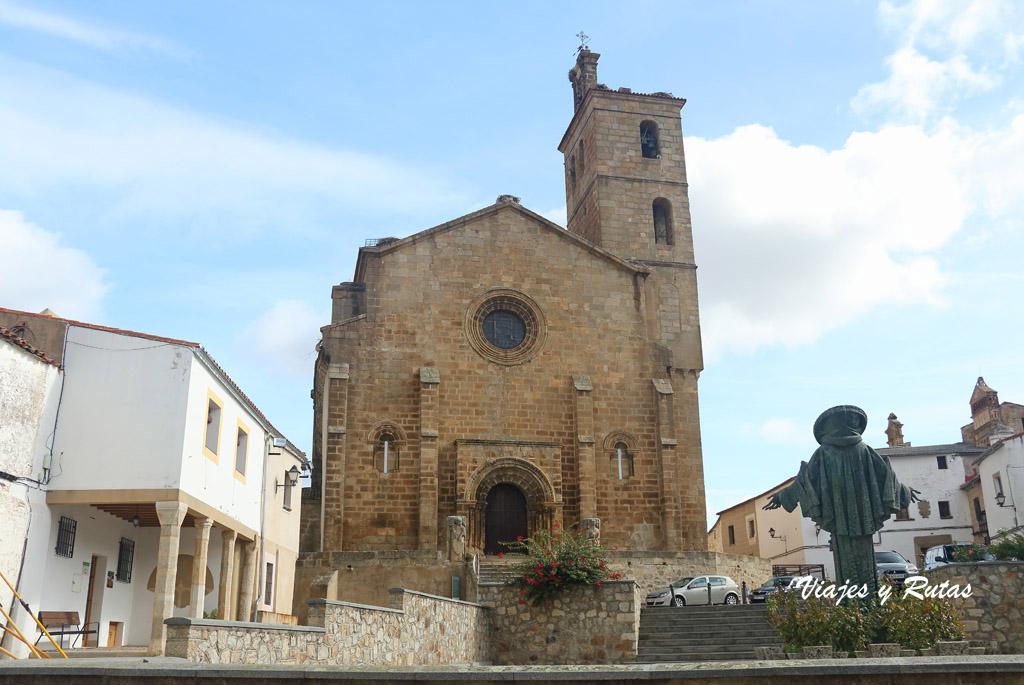 Iglesia Santa María de Almocóvar de Alcántara