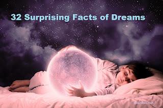 सपनों के 32 हैरान कर देने वाले तथ्य | 32 Surprising Facts of Dreams