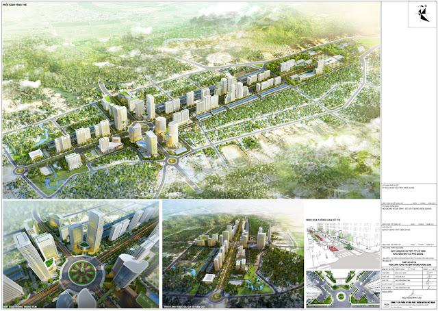 Quy hoạch Sân bay Phú Quốc cũ sẽ thành khu đô thị hiện đại