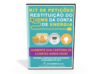 RESTITUIÇÃO ICMS ENERGIA ELÉTRICA