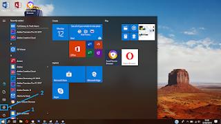 ✓ Cara Menyembunyikan TaskBar secara otomatis di Windows 10