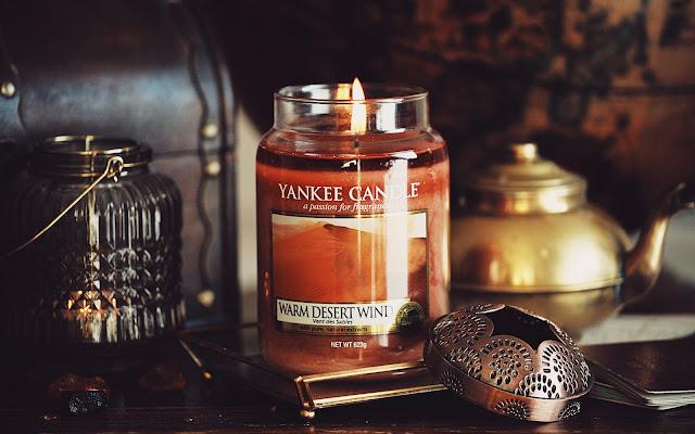 Just Go... Warm Deset Wind Yankee Candle - Czytaj więcej »