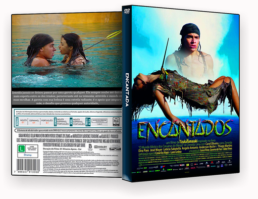DVD-R ENCANTADOS 2018 – AUTORADO