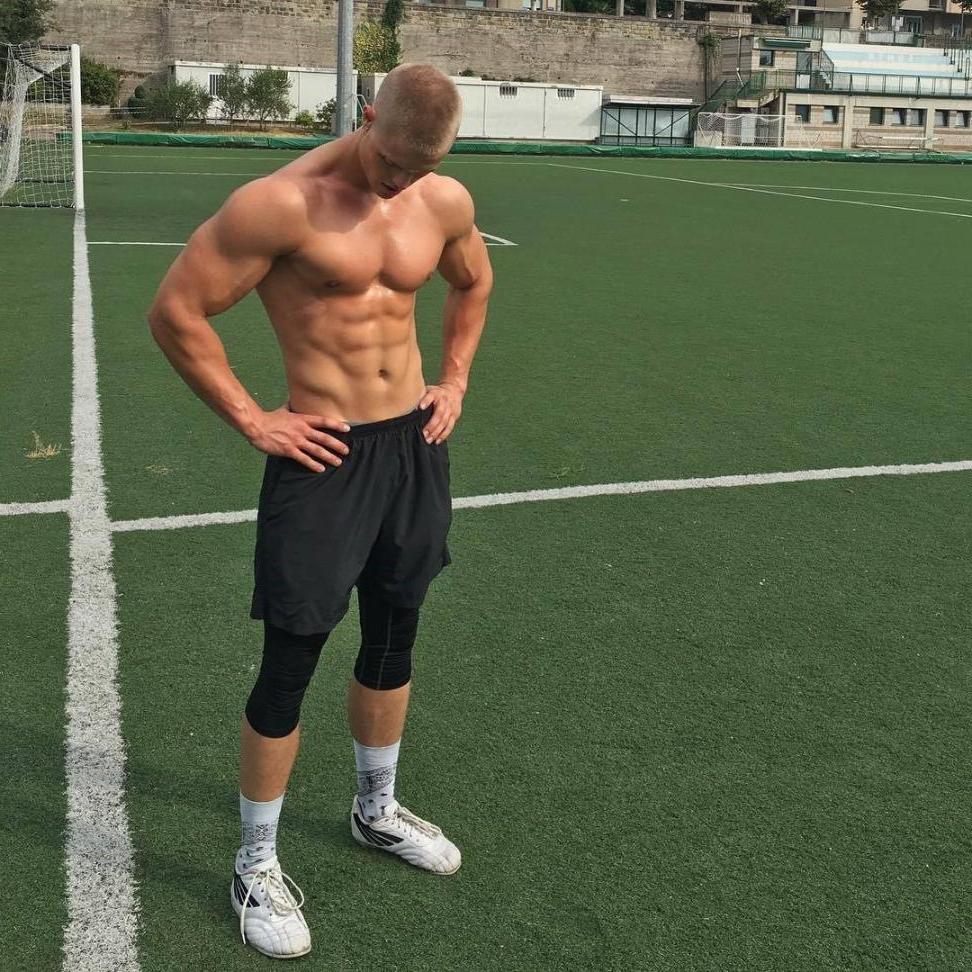 sweaty-football-jock