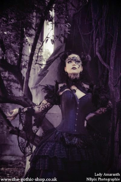 5a7bf494bf7d1 It was over a year ago I received this stunning set of photos of Lady  Amaranth taken by NBpix Photographie. They are magical!