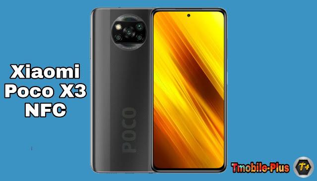 مواصفات هاتف Xiaomi Poco X3 NFC  مميزات وعيوب الهاتف