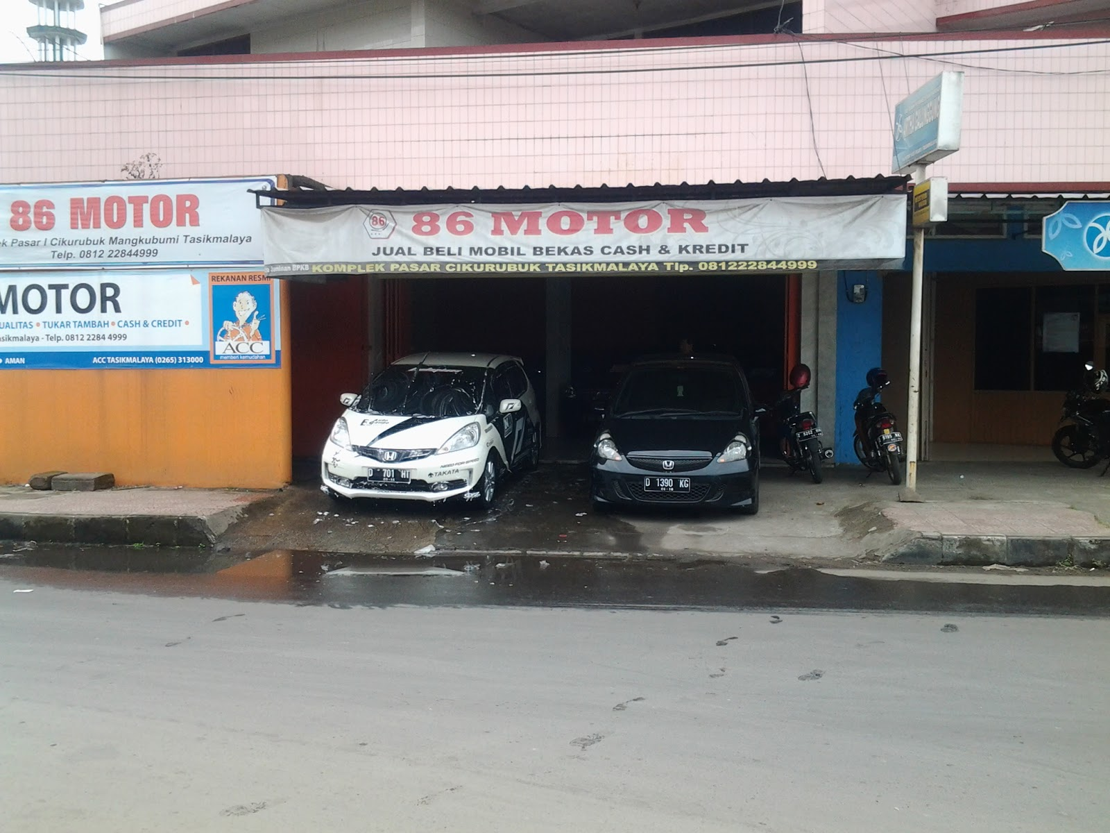 Bursa Mobil Bekas Tasikmalaya Showroom 86 Tasikmalaya