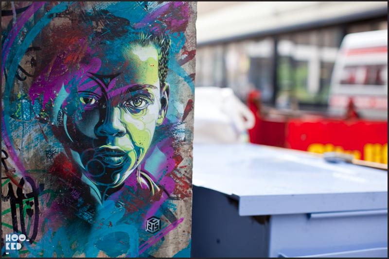C215 - Shoreditch Street Art