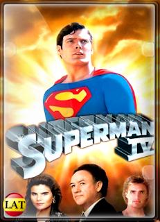 Superman IV: En Busca de la Paz (1987) DVDRIP LATINO