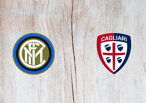 Inter Milan vs Cagliari -Highlights 14 January 2020