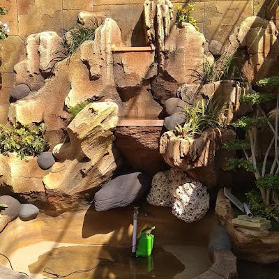 jasa tukang kolam dekorasi tebing air terjun sragen tukang