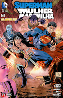Os Novos 52! Superman & Mulher Maravilha #2