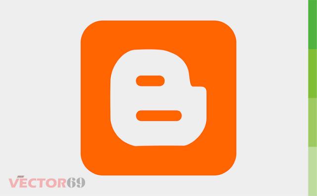 Ikon Logo Blogger - Download Vector File CDR (CorelDraw) X4