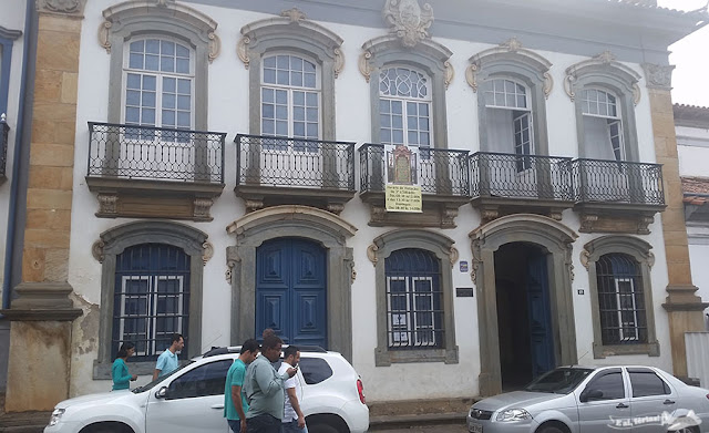 Museu Arquidiocesano de Arte Sacra de Mariana.