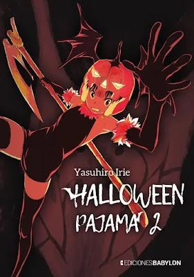 Manga: Review de Halloween Pajama Vol. 2 de Yasuhiro Irie - Ediciones Babylon