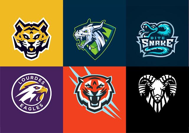 esports-gaming-mascot-logos