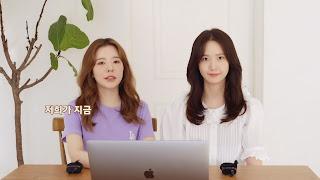 Sunny YoonA reaction video for Hyoyeon 'SECOND' MV (English Subbed)