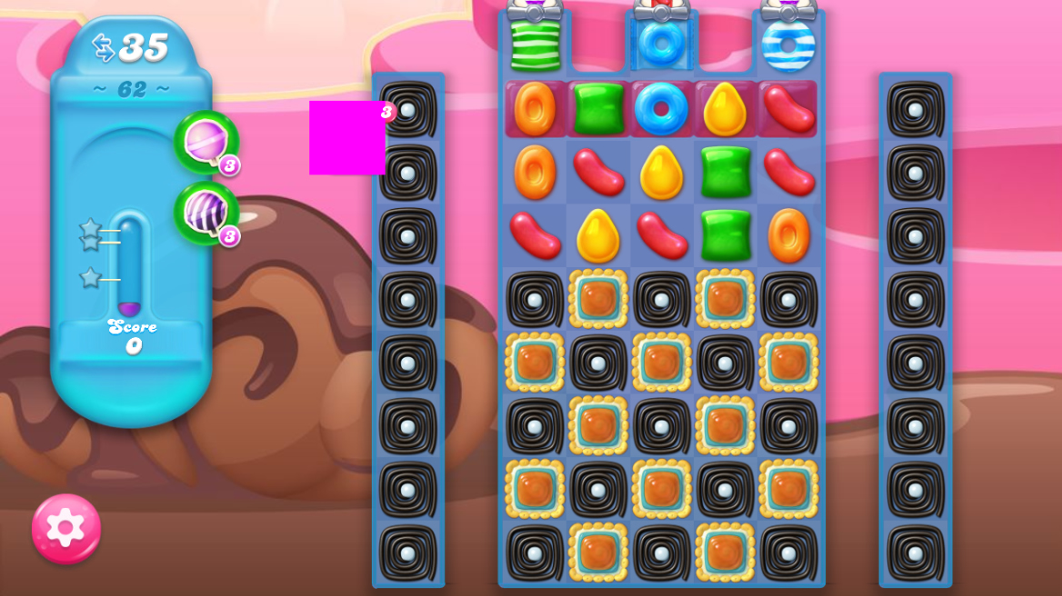 Candy Crush Jelly Saga 62