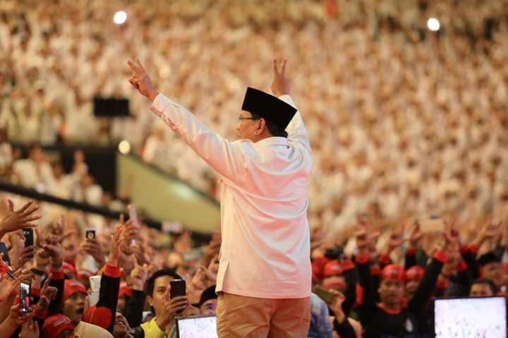 Prabowo Tanya Soal Banjir Impor, Jawaban Jokowi Gak Nyambung?
