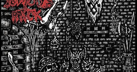 "Torture Rack ""Barbaric Persecution"" 2015 Headsplit Records"