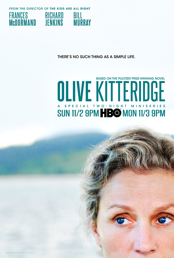 Olive Kitteridge póster