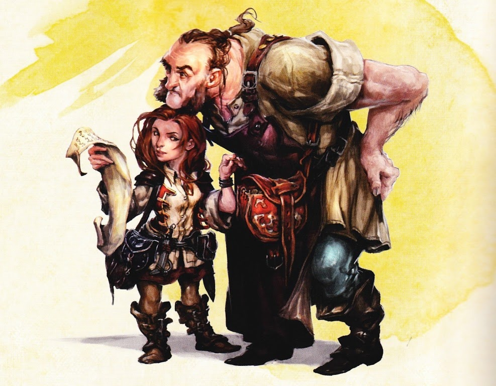 Dungeons and Dragons 5th Edition: A First Look, and a Breath