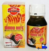 madu diet atthoifah