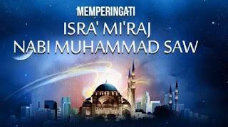 Dakwah Peringatan Isra Mi'raj Nabi Muhammad SAW
