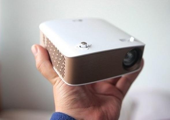 ▷[Análisis] LG PH150G, un mini proyector con Bluetooth y batería integrada en rebajas