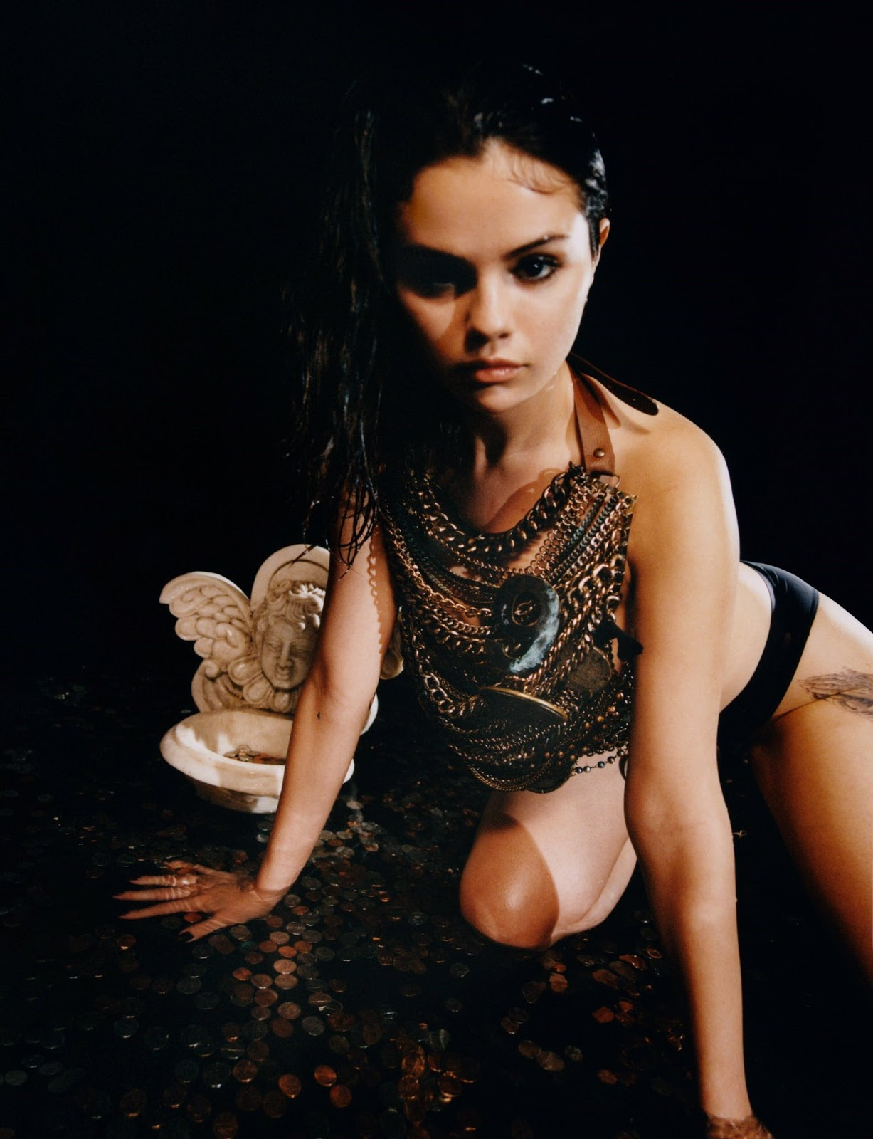 Selena Gomez for Dazed Magazine