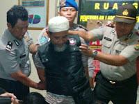 Bocor: Foto Latihan Tangkap Pria Berjenggot, Polisi Minta Maaf
