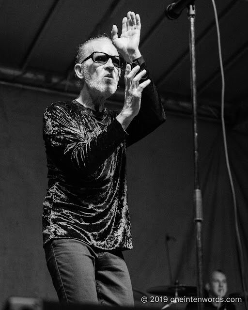 Men Without Hats at Riverfest Elora on Friday, August 16, 2019 Photo by John Ordean at One In Ten Words oneintenwords.com toronto indie alternative live music blog concert photography pictures photos nikon d750 camera yyz photographer summer music festival guelph elora ontario