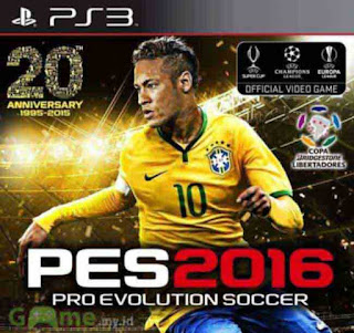 Kumpulan Cheat Game PES 2016 di PS3