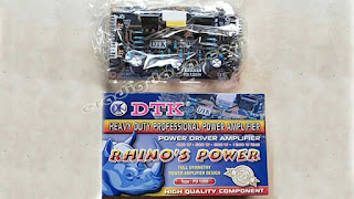 Power DTK rhino 1200 watt